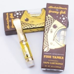 Buy Fish Tanks Vape Oil Cartridge U.S.A