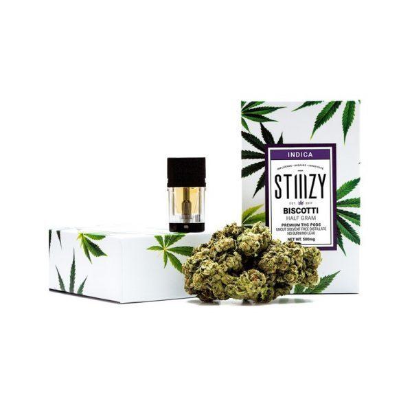 Buy STIIIZY Premium THC Pods