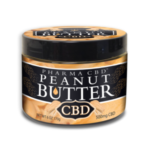 CBD Infused Peanut Butter