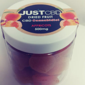 CBD Real Dried Fruit Edibles