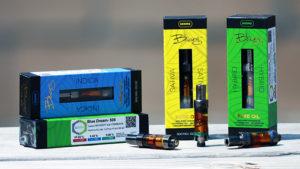 Buy Bhang Cannabis Oil Vape Pen Cartridge