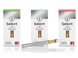 Buy Select Elite High THC Vape Cartridge