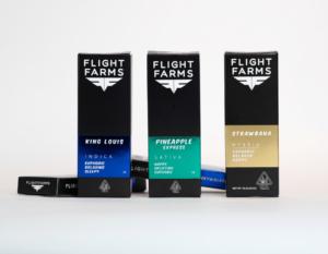 Buy Flight Farms Oil Vape Cartridges Online