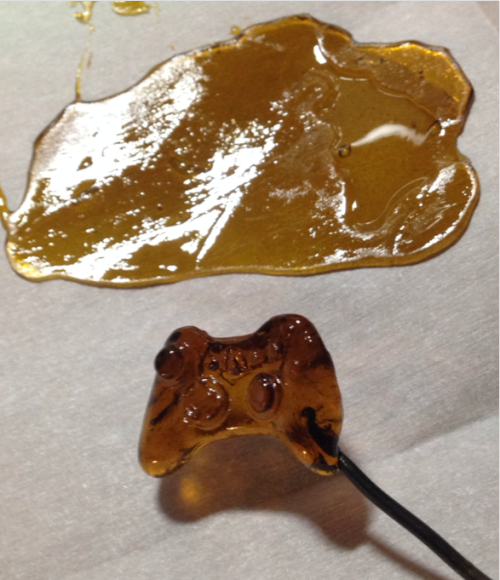 Super Silver Haze Rosin