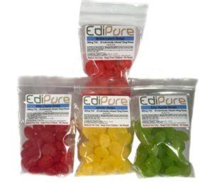 Edipure edible candy edible
