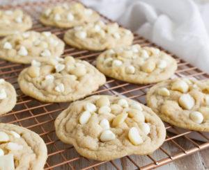 White Chocolate Macadamia Nut Canna-Cookie
