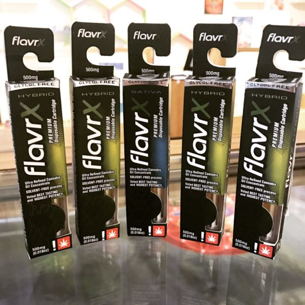 FlavRX THC Oil Cartridge
