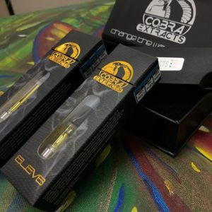 Cobra Extracts CO2 Cartridge