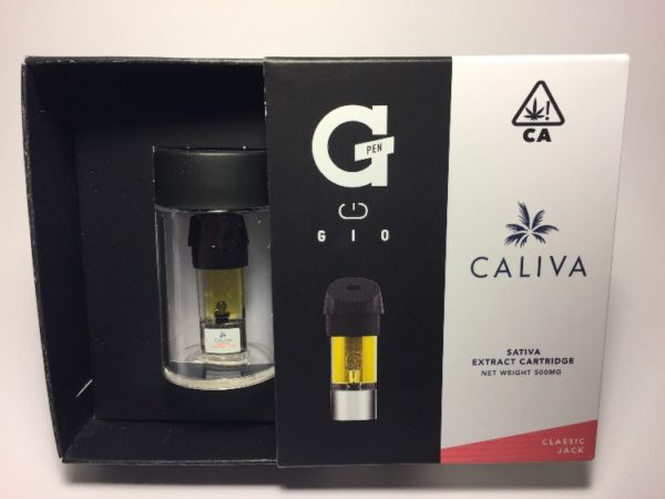 Caliva G Pen Gio Cartridge