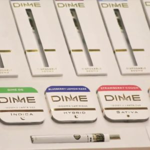 Dime Cartridge Online